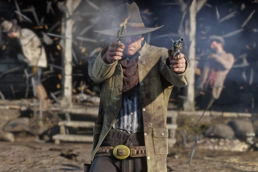 Red Dead 2 Review