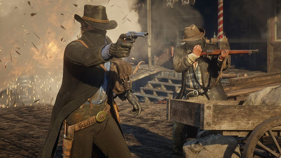 Red Dead Redemption 2 Chance Encounters Guide