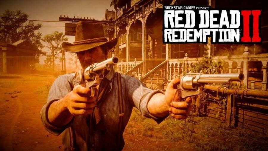 Red Dead Redemption 2 - Gamers Heroes
