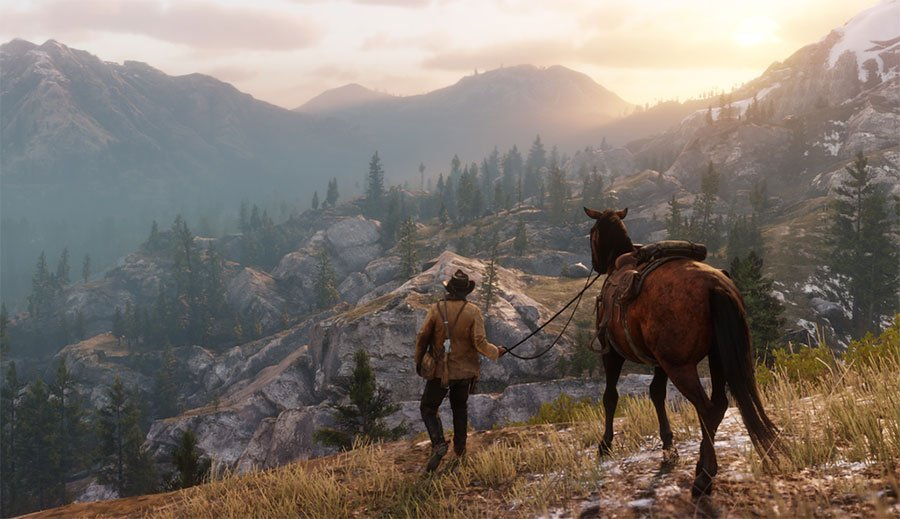 Red Dead Redemption 2 Horse Bonding Guide Gamersheroes