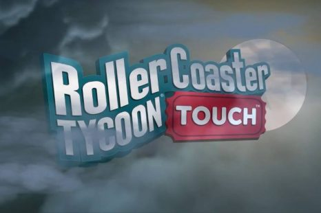 RollerCoaster Tycoon Touch Getting Halloween Expansion