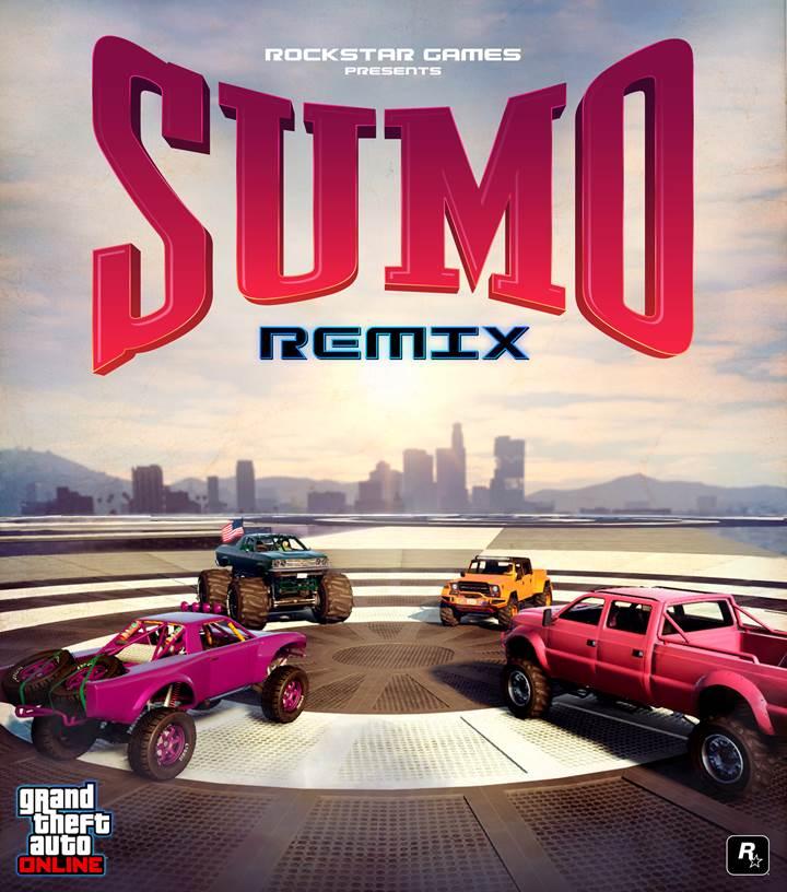 Sumo (Remix) GTA Online - Gamers Heroes