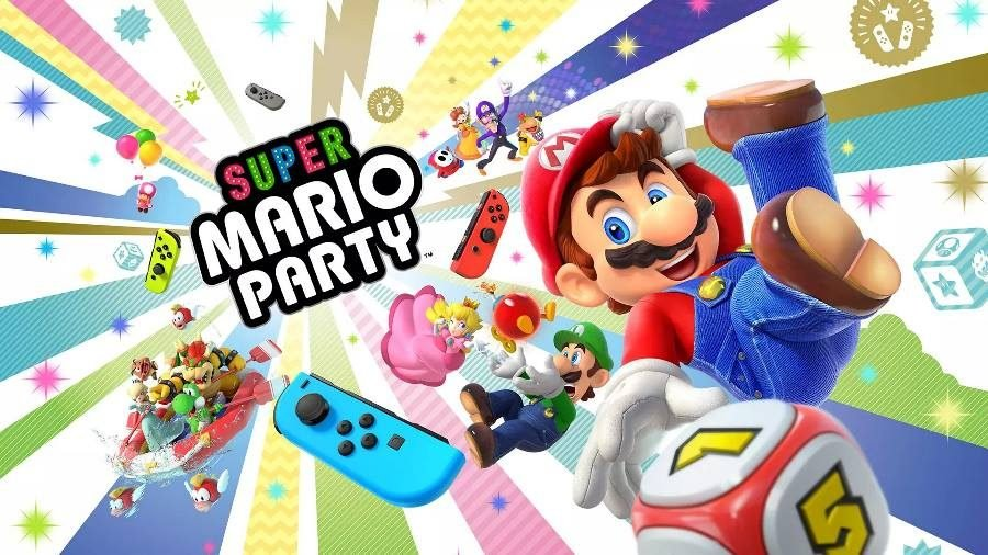 Super Mario Party - Gamers Heroes