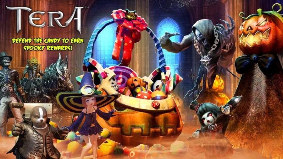 TERA Halloween - Gamers Heroes