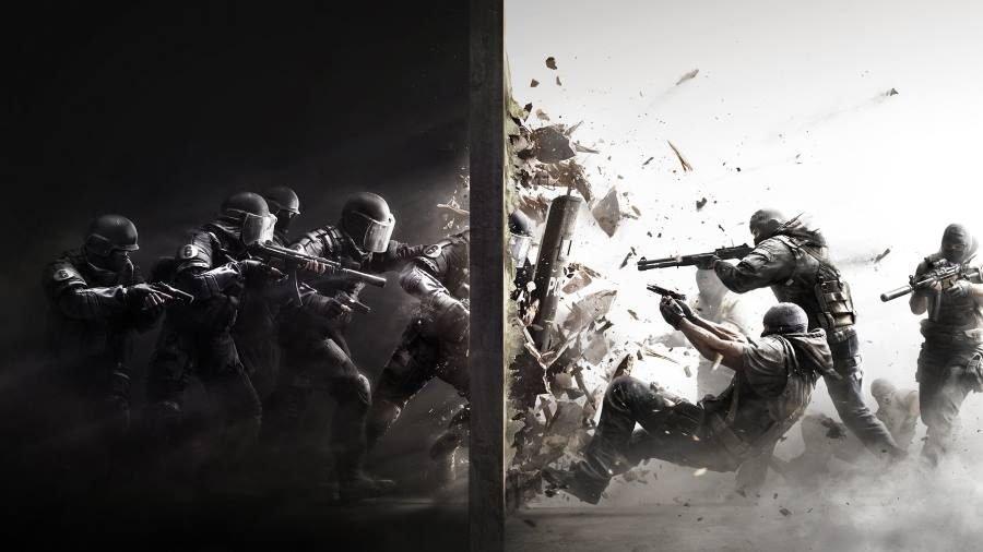 Tom Clancy's Rainbow Six Siege - Gamers Heroes