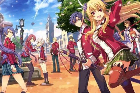 The Legend of Heroes: Trails of Cold Steel Gets Launch Trailer