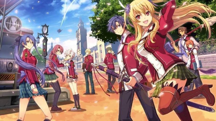 Trails of Cold Steel - Gamers Heroes