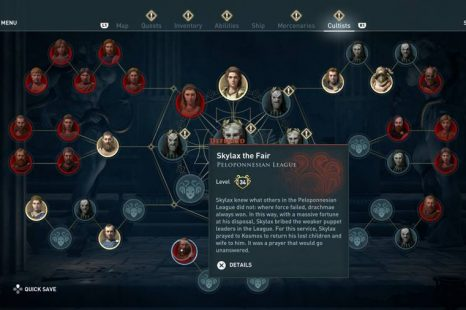 Where To Find The Lokis Fort In Assassin's Creed Odyssey