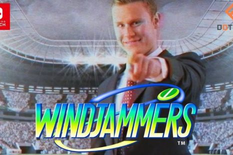 Windjammers Now Available on Nintendo Switch