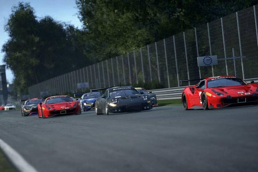 Assetto Corsa Competizione - Gamers Heroes