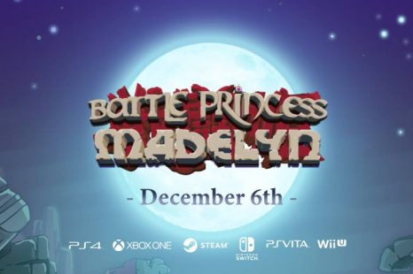 Battle Princess Madelyn Releasing December 6