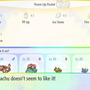 Can You Evolve Pikachu In Pokemon Let's Go Pikachu