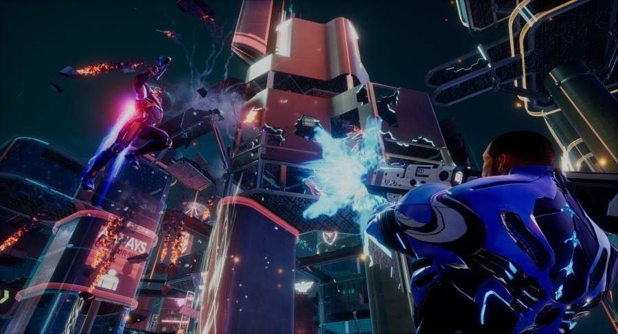 Crackdown 3 Wrecking Zone - Gamers Heroes