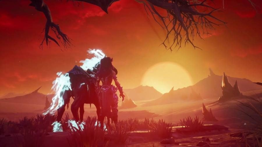 Darksiders III Horse With No Name - Gamers Heroes