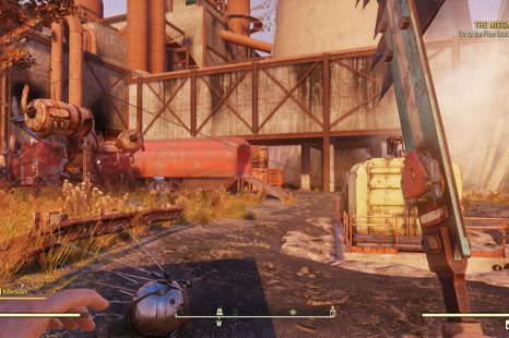 Extractors Not Working In Fallout 76? This Will Help