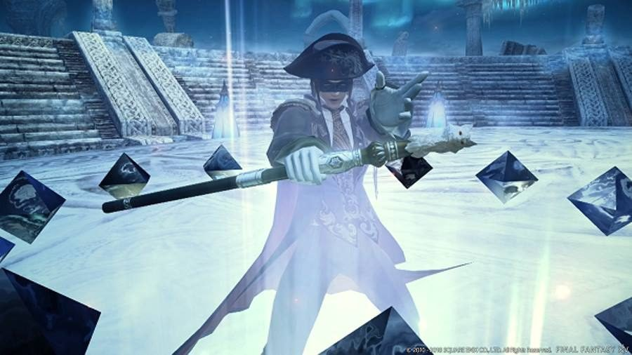 Final Fantasy XIV Online Blue Mage - Gamers Heroes
