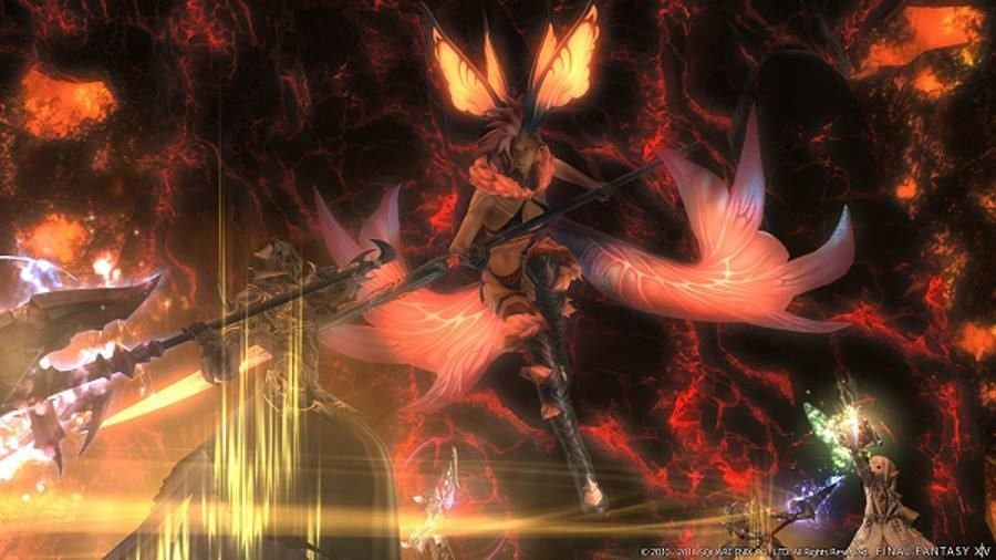Final Fantasy XIV Patch 4.45 - Gamers Heroes