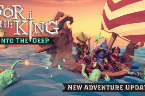 For The King DLC Into the Deep Now Available