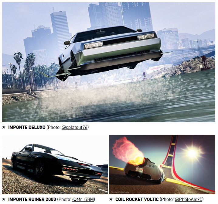 GTA Online Imponte - Gamers Heroes