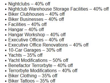 GTA Online Property Discounts - Gamers Heroes