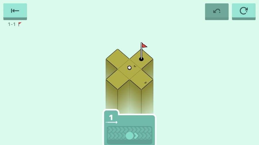 Golf Peaks 1-1 - Gamers Heroes