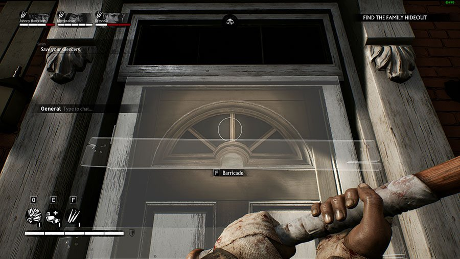 How To Barricade Doors In Overkill's The Walking Dead