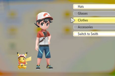 How To Change Pokemon Clothes In Pokemon Let's Go Pikachu & Eevee