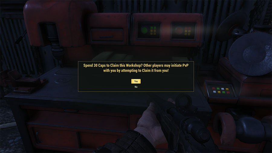 How To Claim Workshops In Fallout 76