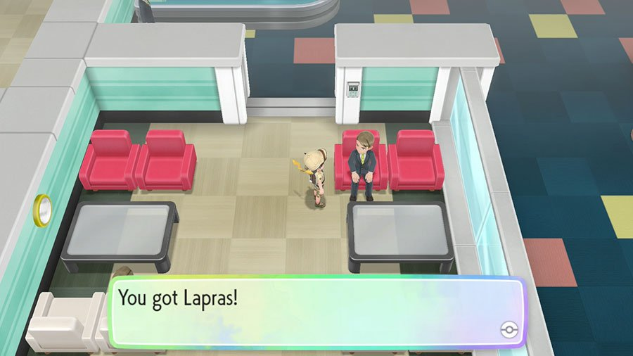 How To Get Lapras In Pokemon Let S Go Eevee Pikachu