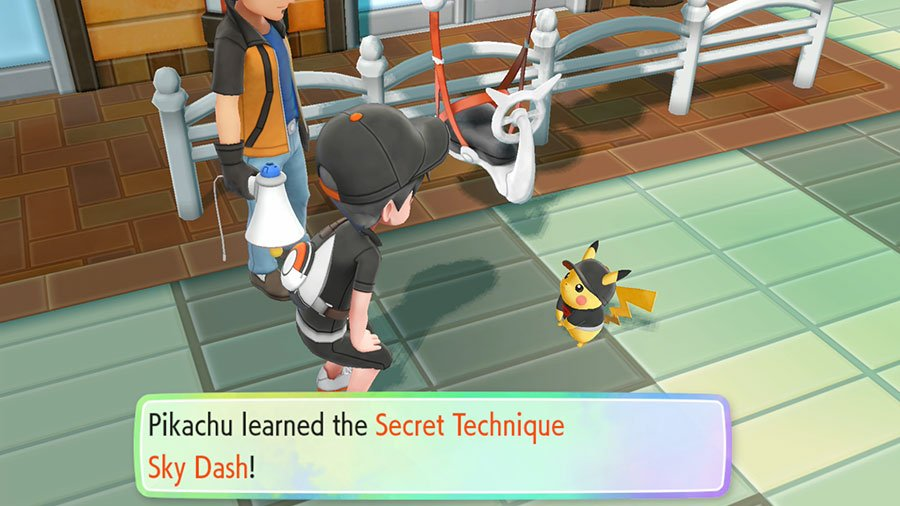 How To Learn Fly In Pokemon Let's Go Eevee & Pikachu