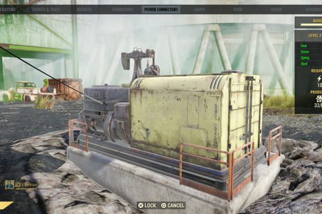 How To Lock Extractors In Fallout 76