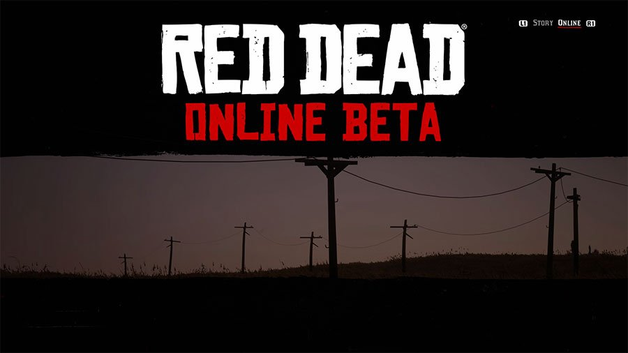 How To Play Red Dead Online Beta