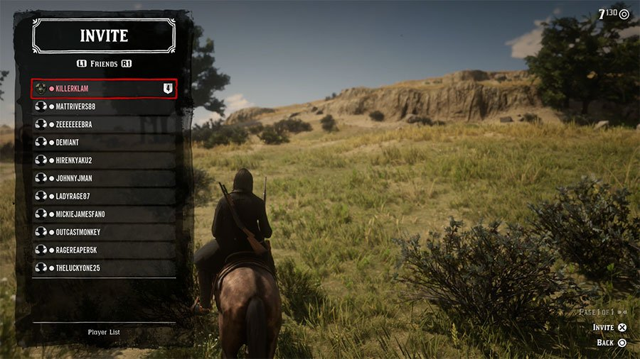 How To Play With Friends In Red Dead Online