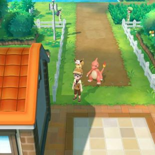 How To Take Pokemon Out Of Their Pokeballs In Pokemon Let's Go Pikachu & Eevee