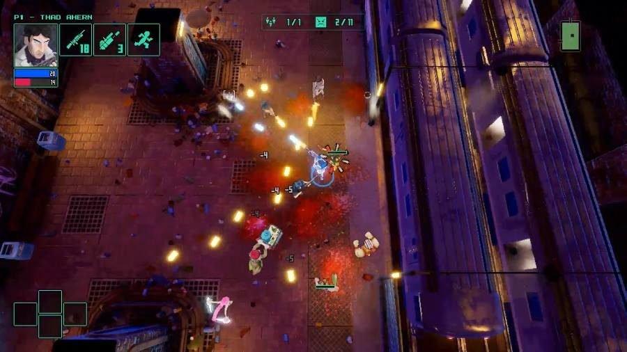 HyperParasite - Gamers Heroes