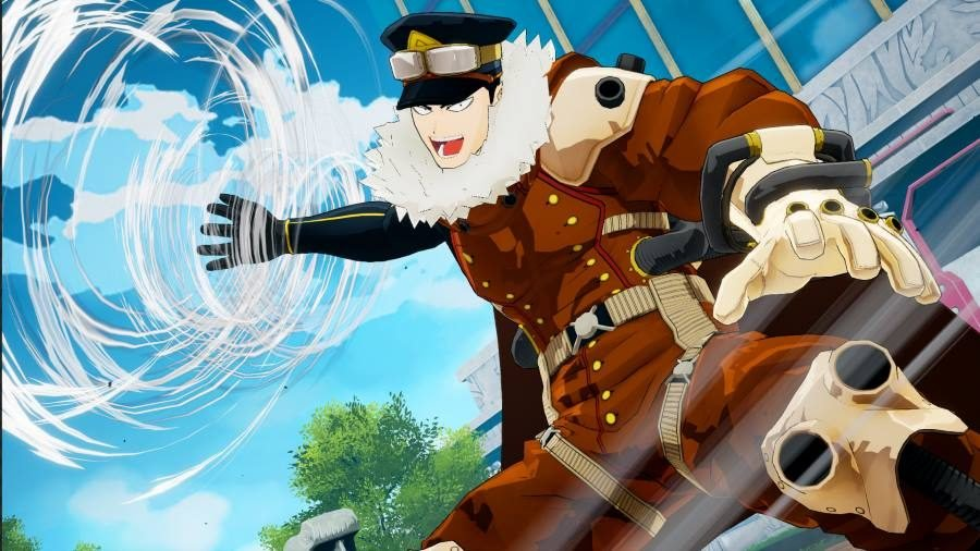 Inasa Yoarashi My Hero One's Justice - Gamers Heroes