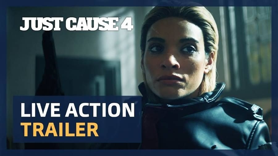 Just Cause 4 Live Action Trailer - Gamers Heroes