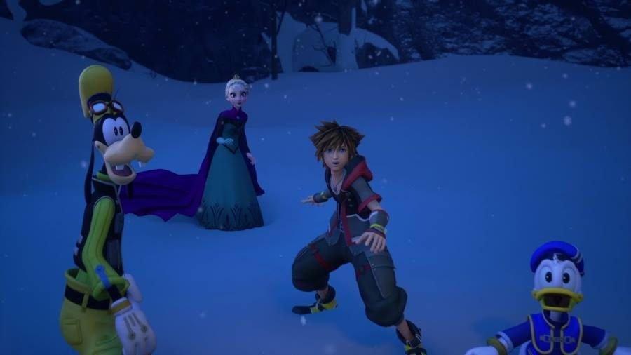 Kingdom Hearts III Together - Gamers Heroes