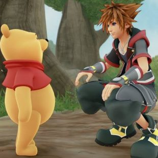 Kingdom Hearts III Gets Winnie the Pooh Trailer