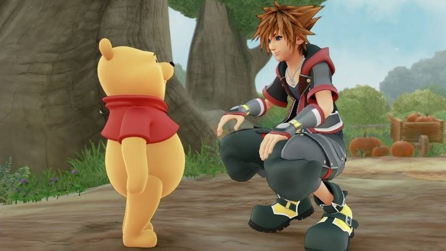 Kingdom Hearts III Winnie the Pooh - Gamers Heroes