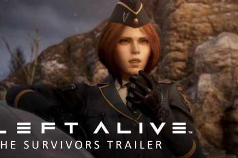 Left Alive's Characters Detailed in New Trailer