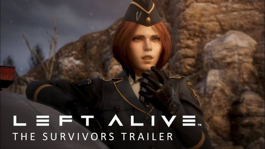 Left Alive The Survivors Trailer - Gamers Heroes