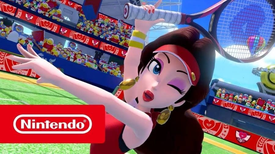 Mario Tennis Aces Pauline - Gamers Heroes