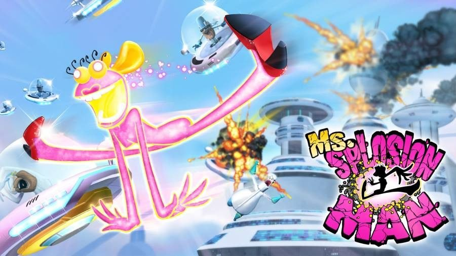 Ms Splosion Man - Gamers Heroes