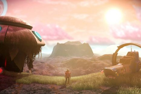 "No Man's Sky ""Visions"" Update Coming Tomorrow"