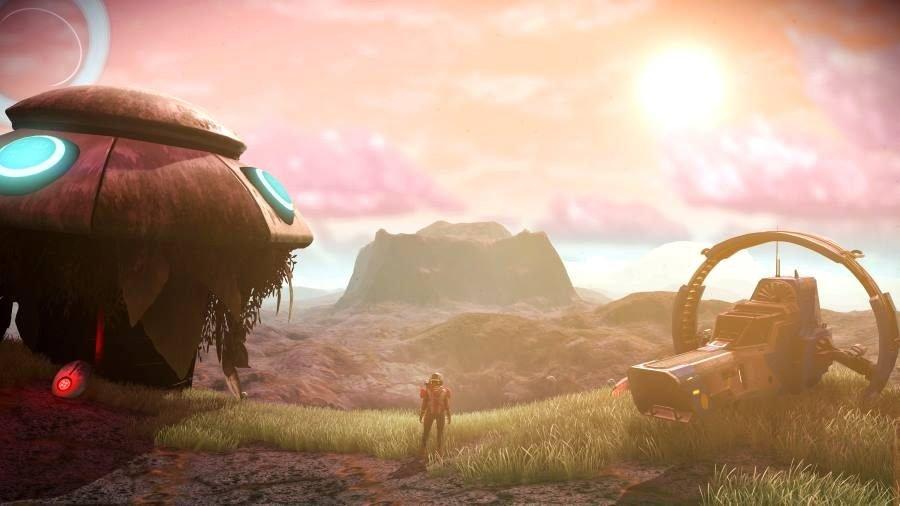 No Man's Sky Visions - Gamers Heroes