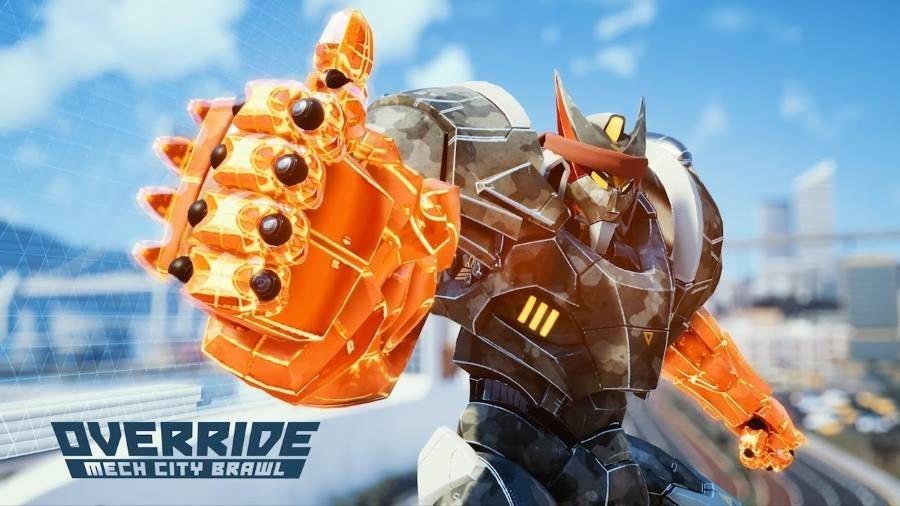 Override Mech City Brawl - Gamers Heroes