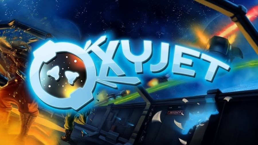 Oxyjet - Gamers Heroes