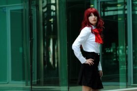Cosplay Wednesday – Persona 3's Mitsuru Kirijo