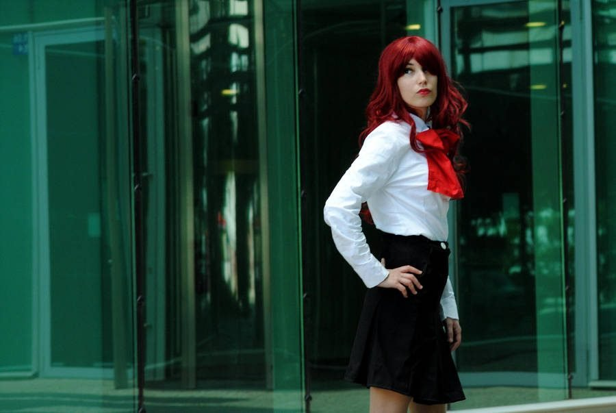 Cosplay Wednesday - Persona 3's Mitsuru Kirijo - GamersHeroes